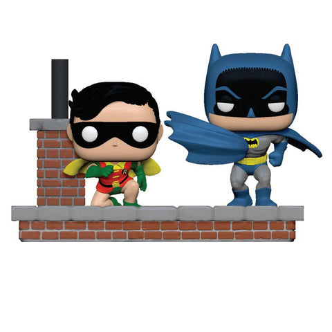 Batman & Robin (1964) Movie Moment Pop Vinyl (DC)