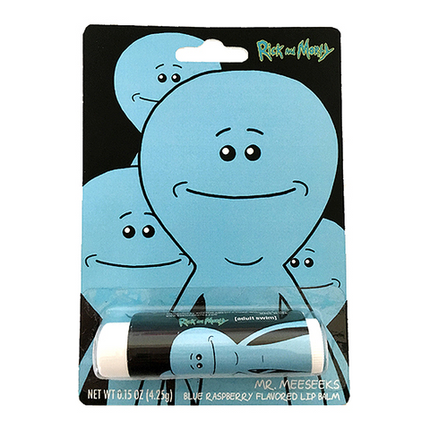 Mr. Meeseeks Lip Balm (Rick And Morty)