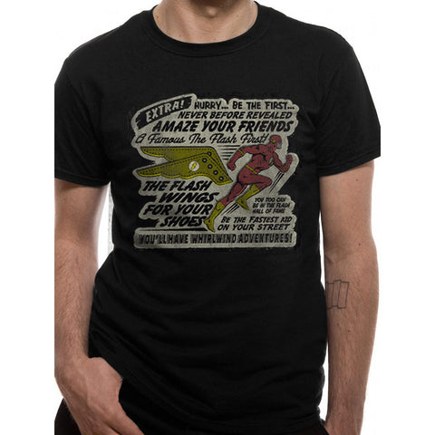 Flash Wings T-shirt (DC)