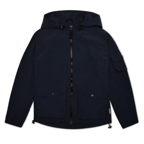 Voyage Hooded Kagoul Coat - Bellfield
