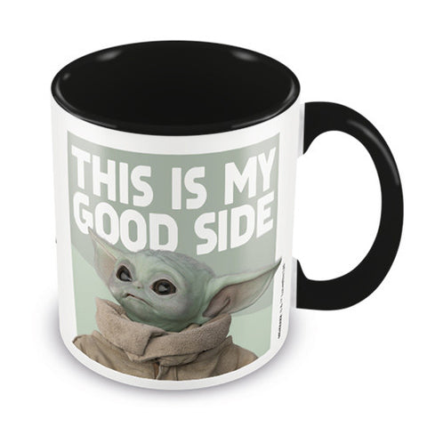 Good Side Mug (Baby Yoda - Star Wars The Mandalorian)