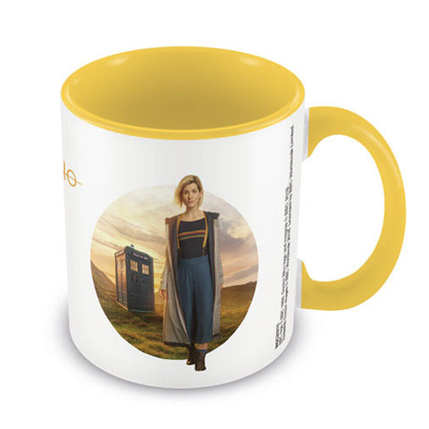 13th Dr Mug (Dr Who)