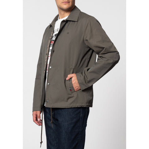 Suffolk Coat Jacket - Merc