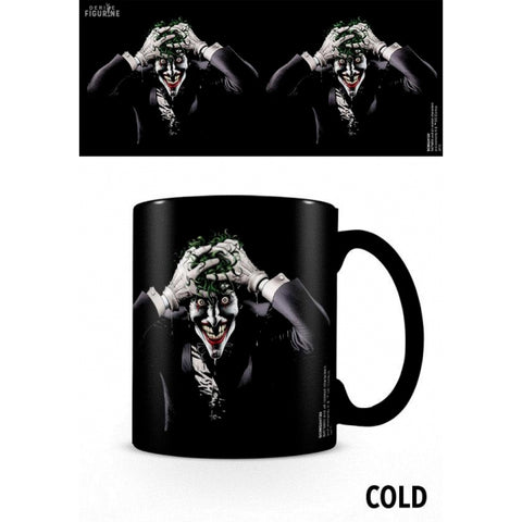 Joker Heat Changing Mug (DC)