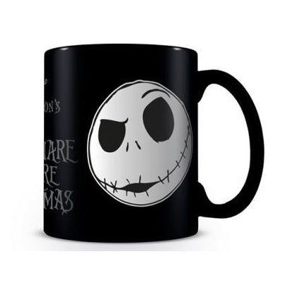 Jack Face Foil Mug (Disney - Nightmare Before Christmas)