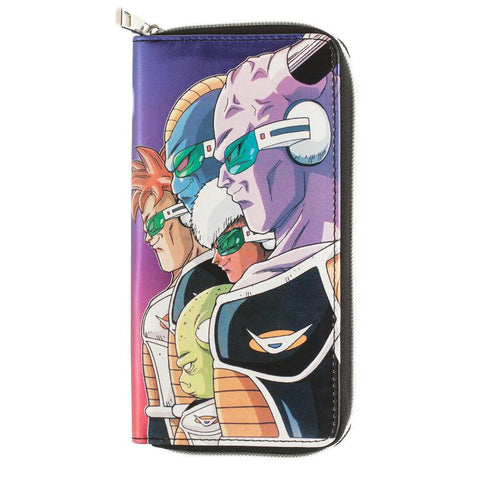 Character Zip Around Purse (Dragon Ball Z - Anime)