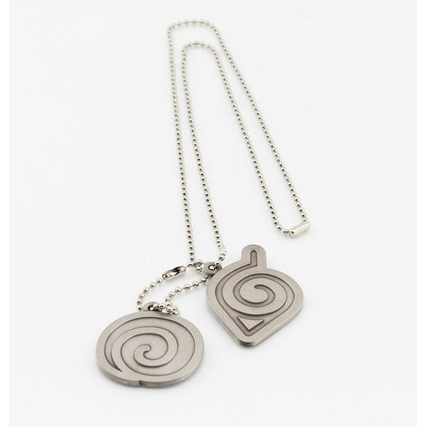 Dog Tags Necklace (Naruto - Anime)