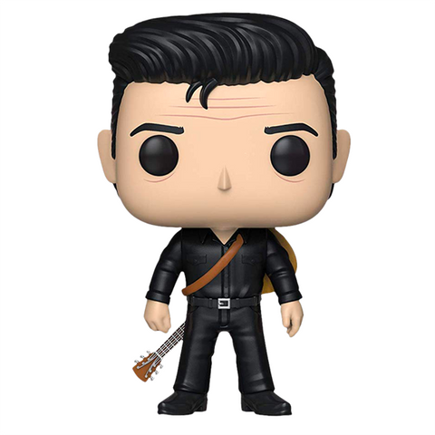 Johnny Cash (In Black) Pop Vinyl (Music)