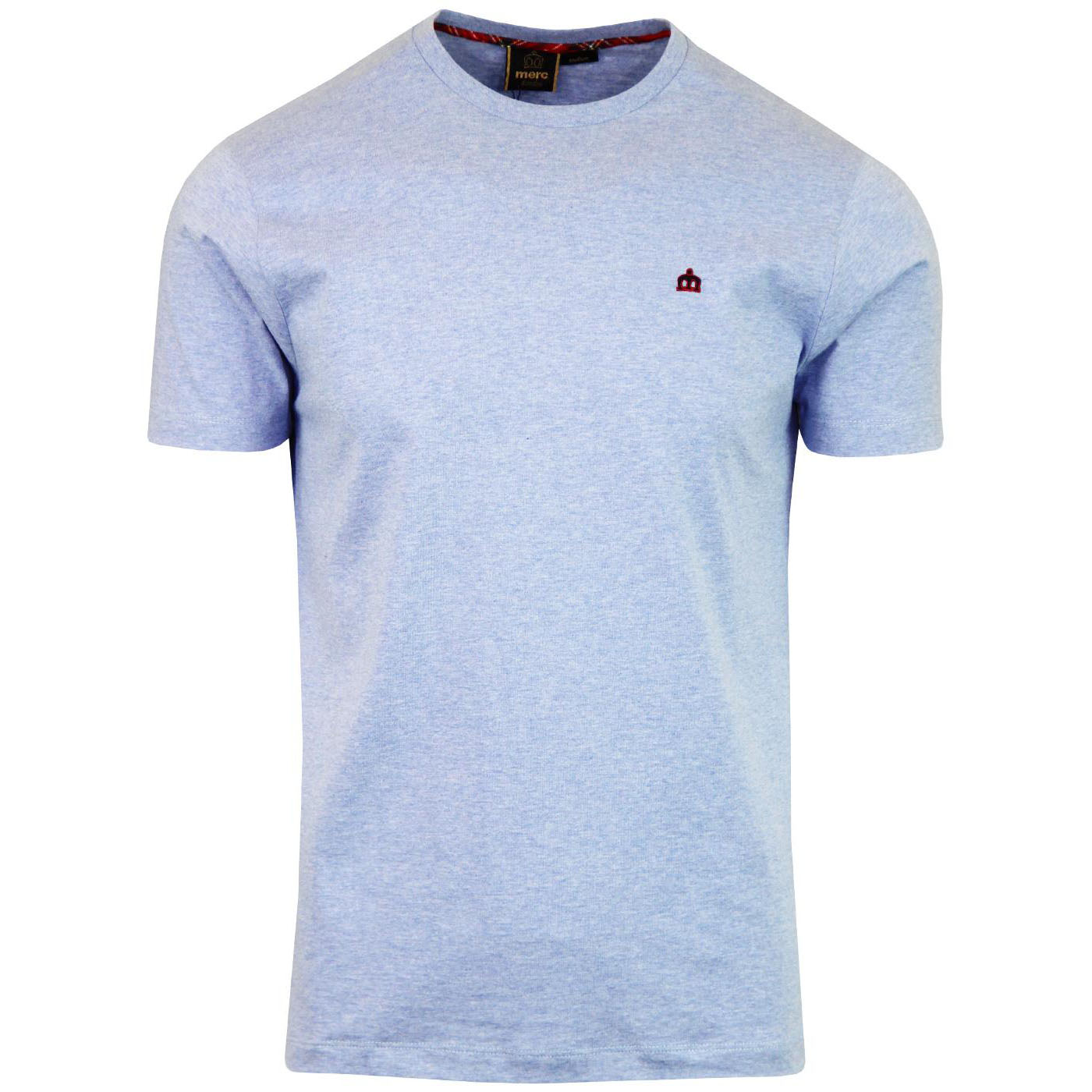 Keyport Dusty Blue T-shirt - Merc