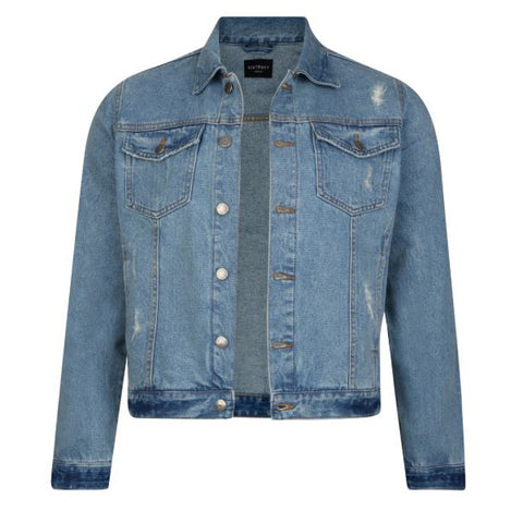 Kapto Denim Jacket - D-Struct