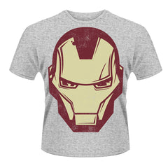 Iron Man Mask T-shirt (Iron Man - Marvel)