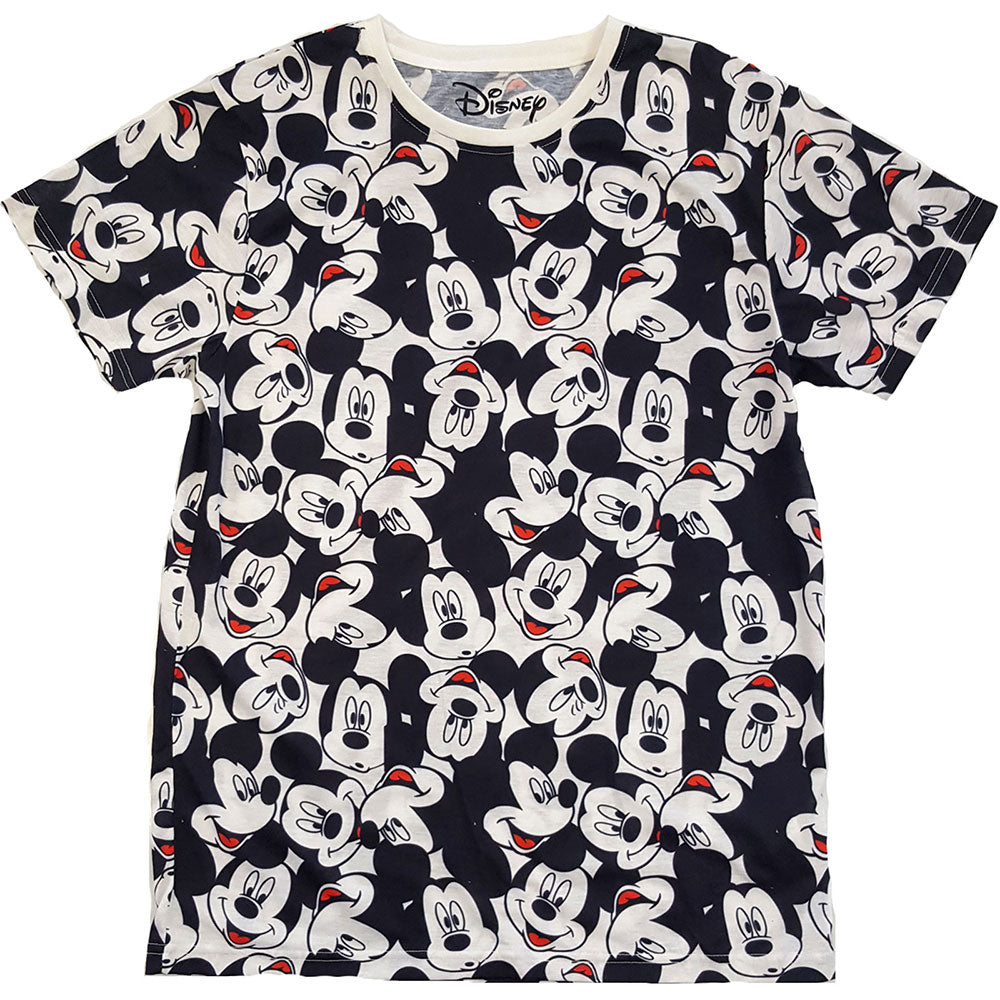 Mickey Mouse AOP T-Shirt (Disney)