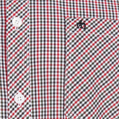 Syndale Checked Shirt - Merc