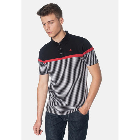Clarence Polo (Black) - Merc