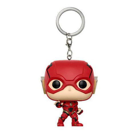 The Flash Pocket Pop Keyring (Justice League - DC)