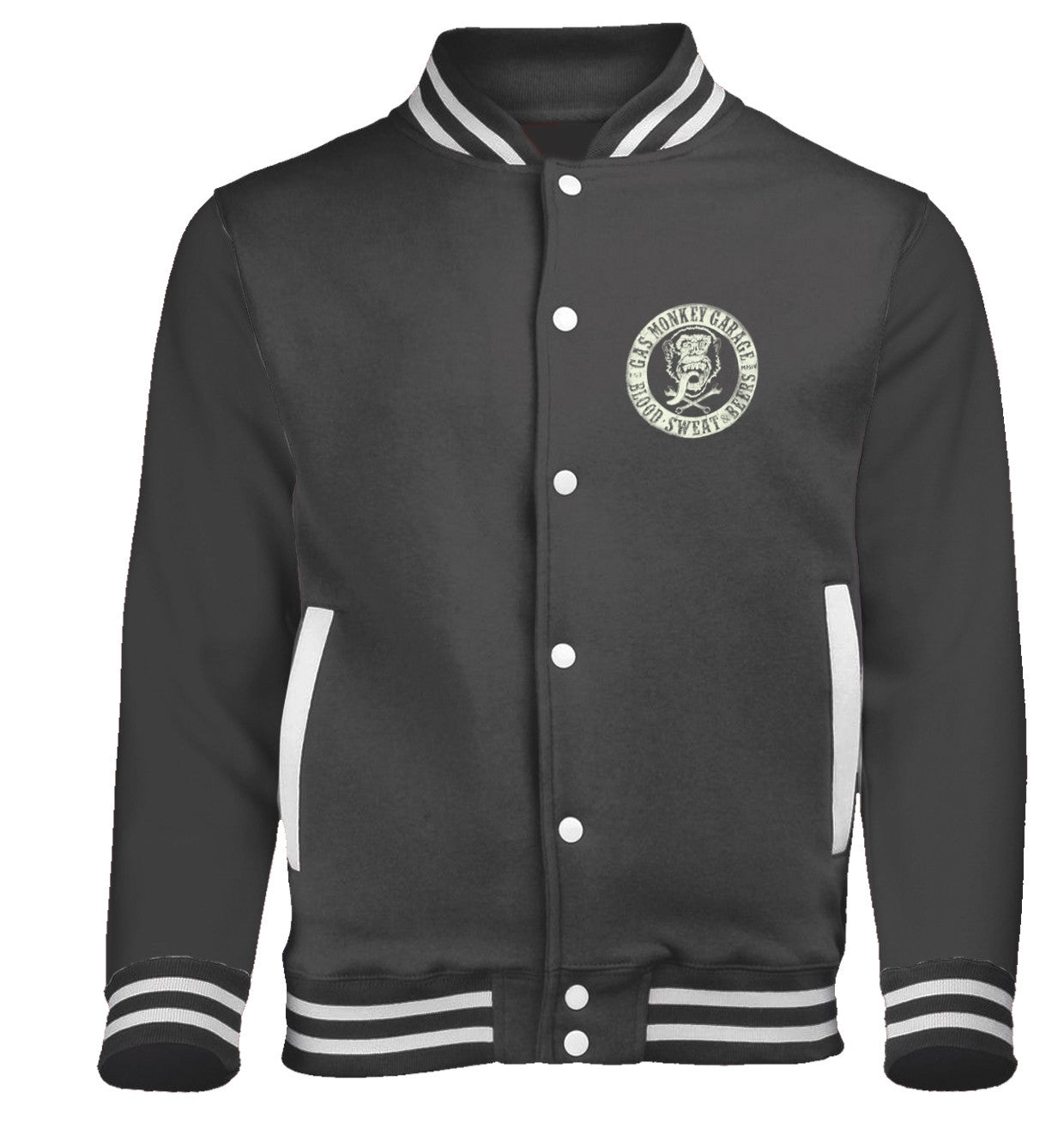 Gas Monkey Varsity Jacket
