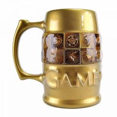 Galaxic Glaze Sigils Tankard Mug (Game Of Thrones)