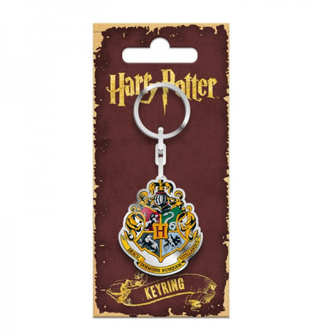 Hogwarts Keyring (Harry Potter)