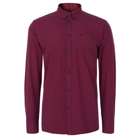 Japster Red/Blue Shirt - Merc