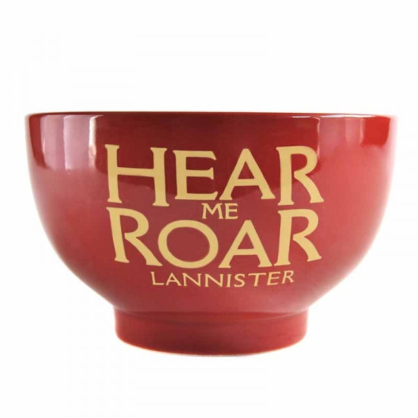 Lannister Boxed Bowl (Game Of Thrones)