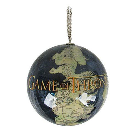 Westeros Map Bauble (Game Of Thrones)