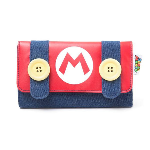 Outfit Purse (Mario - Gaming)