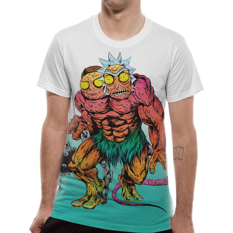 Monster T-Shirt (Rick And Morty)