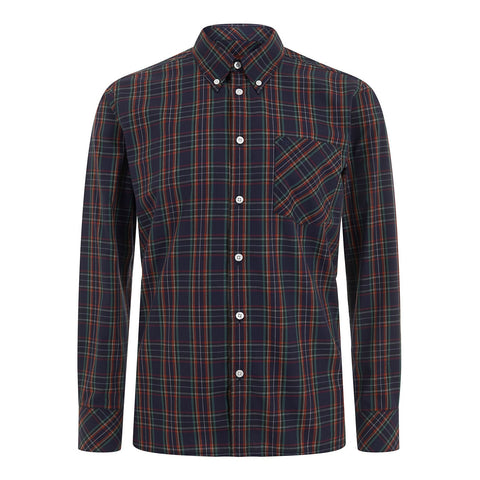 Neddy Navy Shirt - Merc