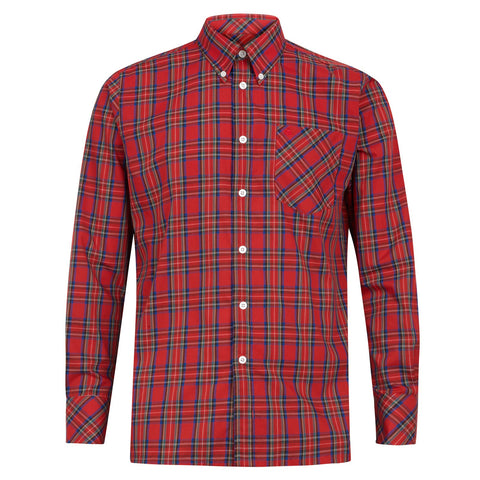 Neddy Red Shirt - Merc