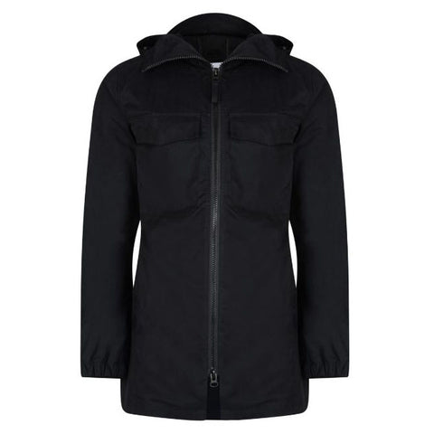 Nomo B Hooded Parka Coat - Bellfield