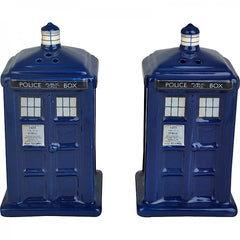 Tardis Salt and Pepper Pots (Dr Who)