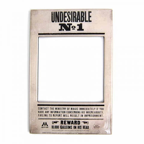Photo Magnet Undesirable No1 (Harry Potter)