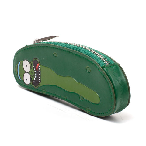 Pickle Rick Coin Purse/Pencil Case (Rick And Morty)