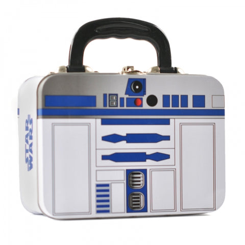 R2D2 Lunch Tin Tote (Star Wars)