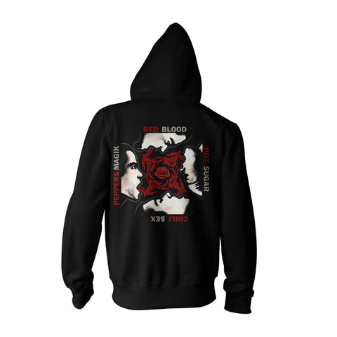 Blood Sugar Sex Magic Zip Hoody (Red Hot Chilli Peppers - Music)