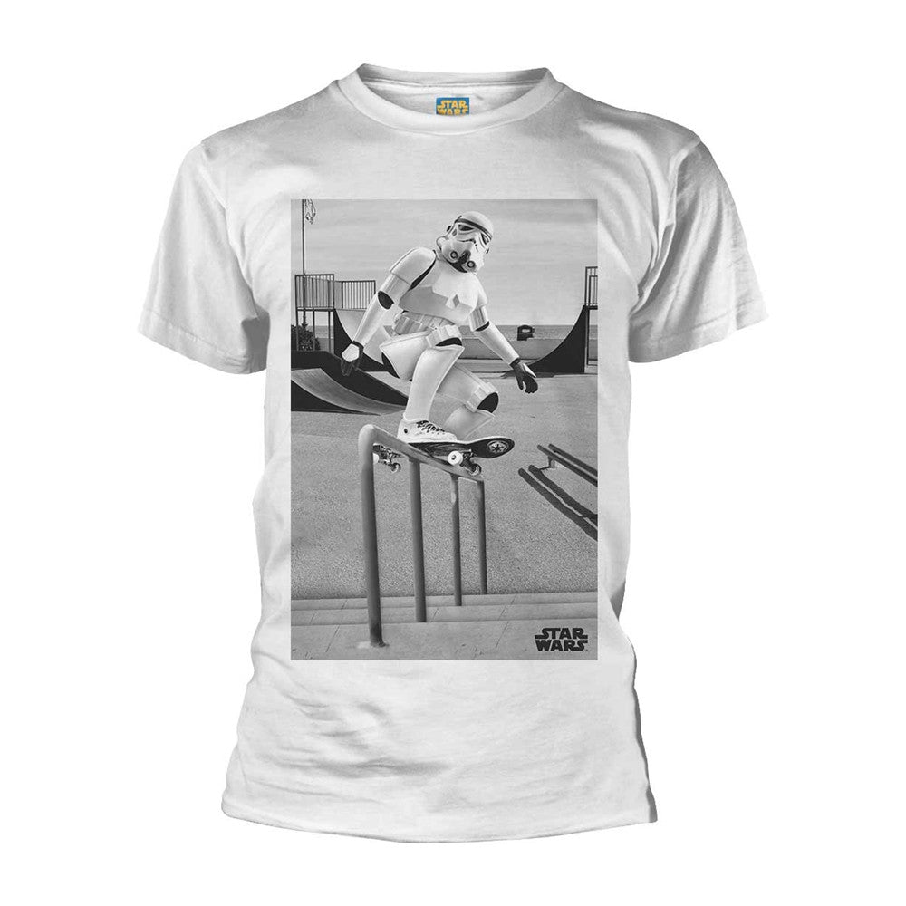 Storm Trooper Skater T-shirt (Star Wars)