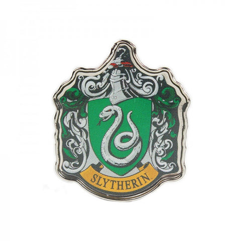 Slytherin Enamel Badge (Harry Potter)