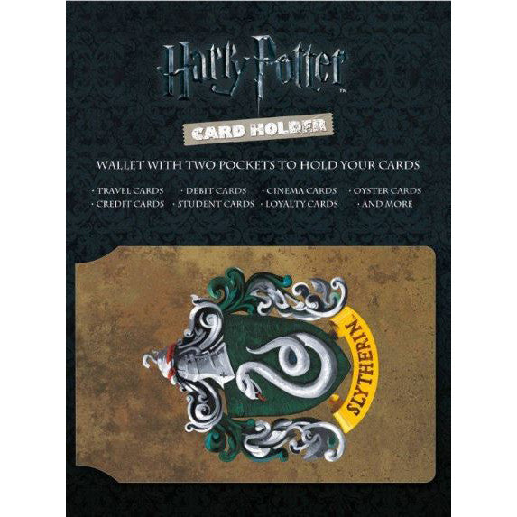 Slytherin Pass Holder (Harry Potter)