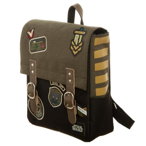 Rebel Patches Mini Backpack (Star Wars Rogue One)