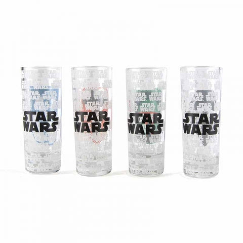 Star Wars Shot Glass Set