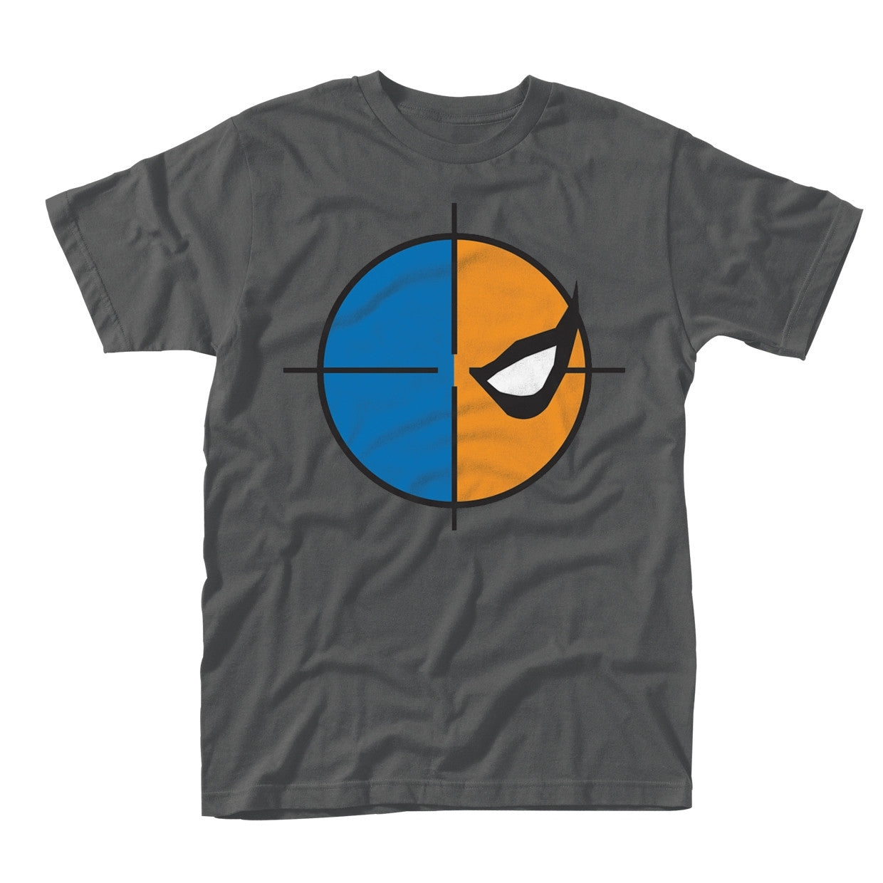 Target T-shirt (Deathstroke - DC)
