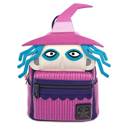 Shock Backpack (Loungefly - Disney - Nightmare Before Christmas)
