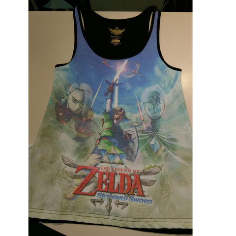 OUTLET Offer - Zelda Ladies Vest (Gaming)