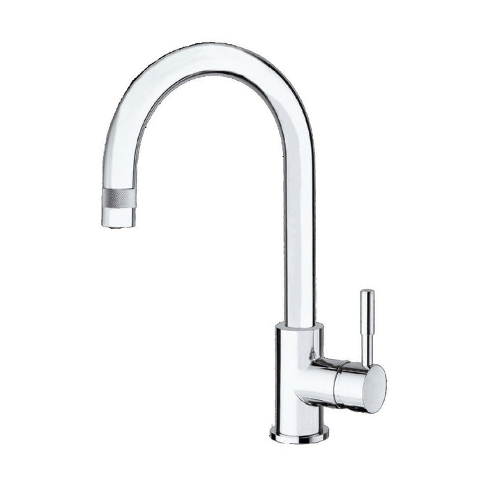 Just Taps Tower Kitchen Mixer with Pull Out Spout T127