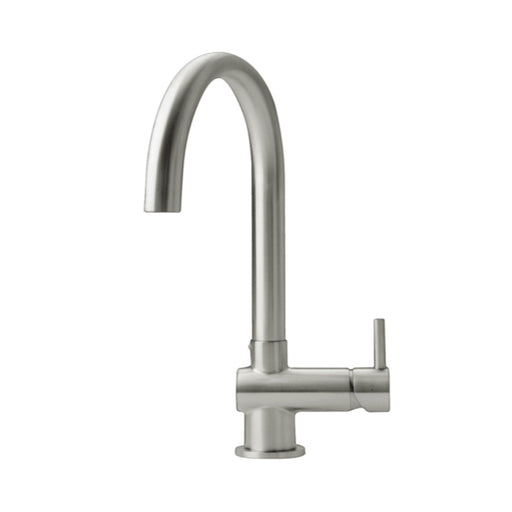 Just Taps Zecca Kitchen Mixer Tap with Swivel Spout ZAS182
