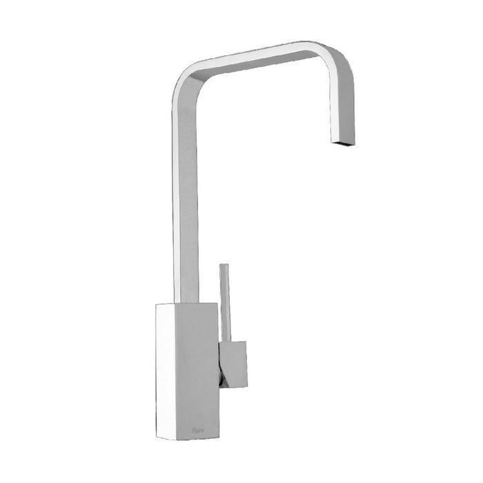 Just Taps Dax Chrome Single Lever Kitchen Mixer Tap SJH77