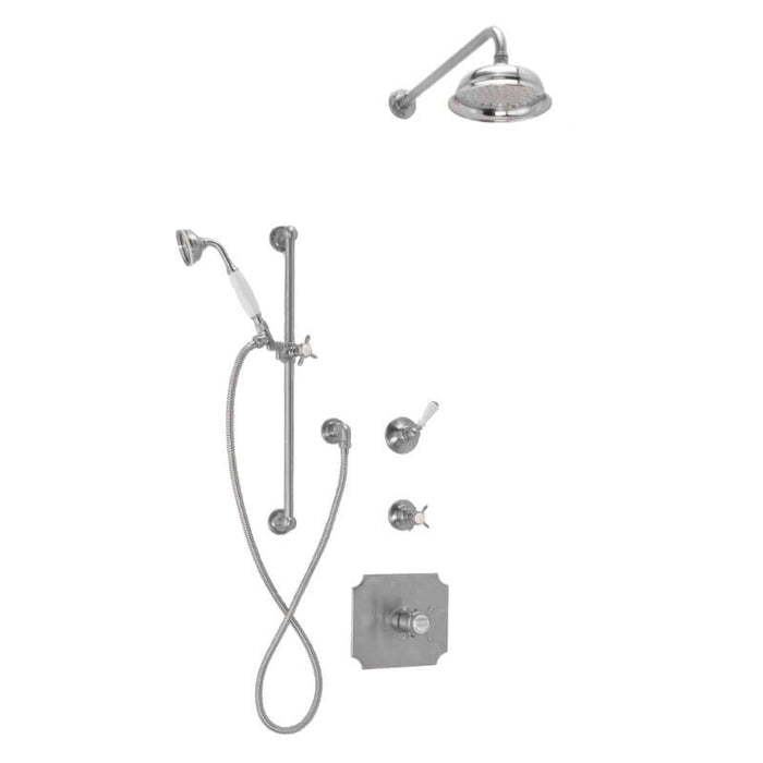 Hollys of Bath Concealed Thermostatic Shower & Hand Shower CS2-8