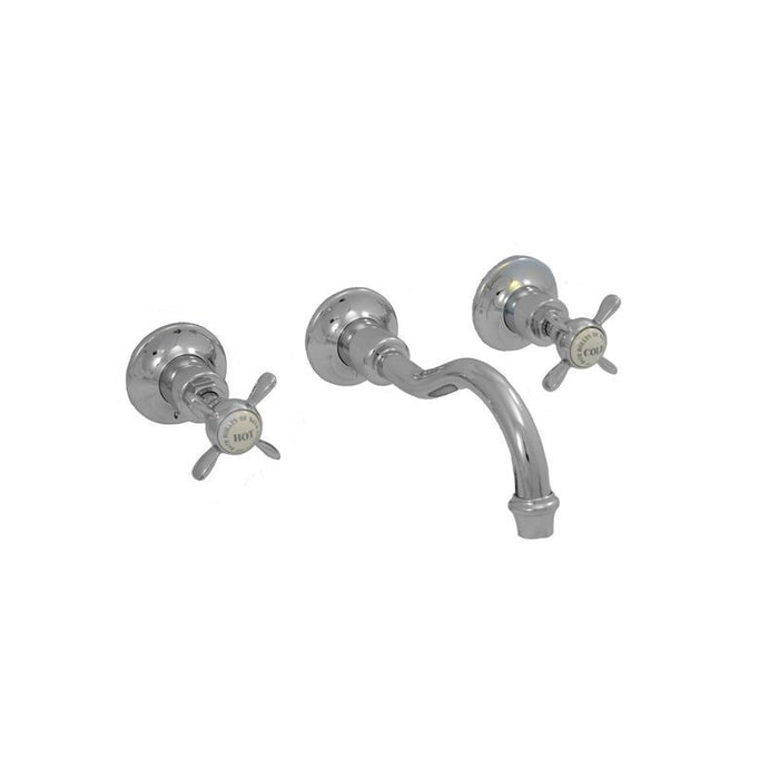 Hollys of Bath Wall Mounted Vessel Filler Mixer - Bathroom Tap 2170