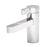 Tre Mercati 22575 Chrome Cabana Mono Basin Mixer with Click Clack Waste Full View