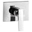 Tre Mercati 25890 Chrome Dance Concealed Manual Shower Valve Full View